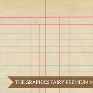 Blank & Lined Paper Ephemera Images Kit! Graphics Fairy Premium Membership