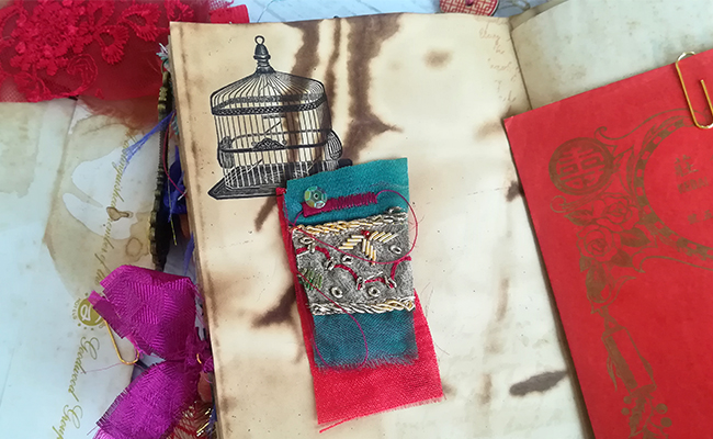 Luna Rozu Junk Journal