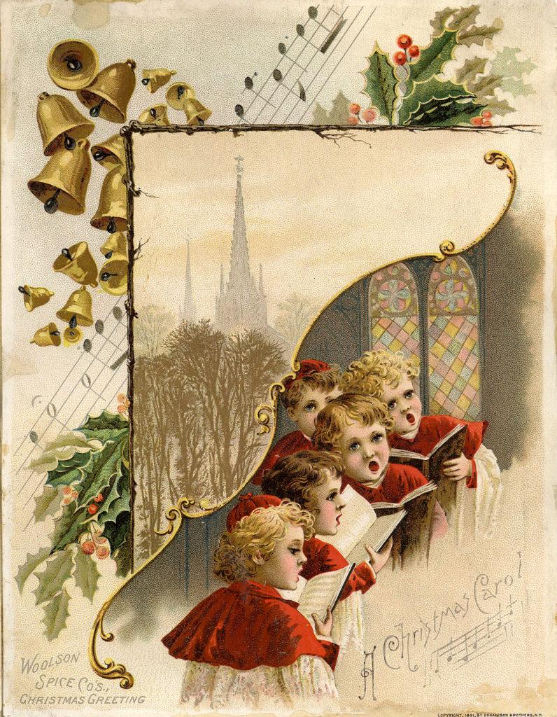 Christmas Choir Image
