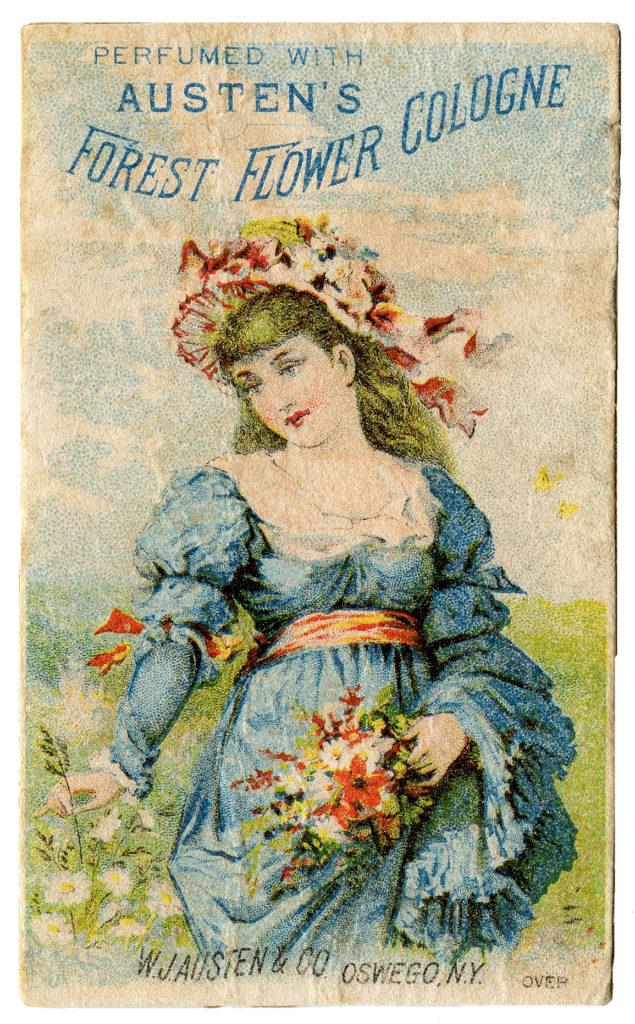 Austen's Forest Flower Cologne