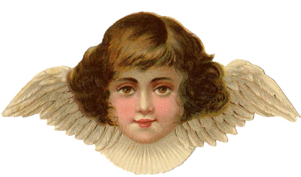 Cherub Angel Clip Art