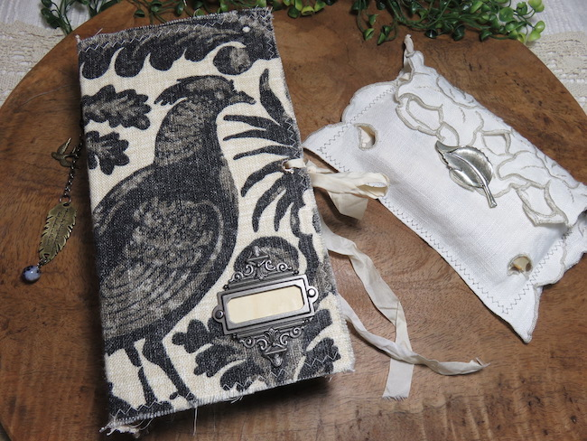 Softcover Traveler's Junk Journal by Lynne Morgado