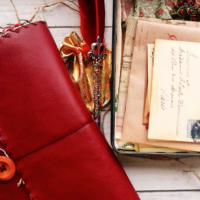 Christmas Scrapbook Junk Journal feature image