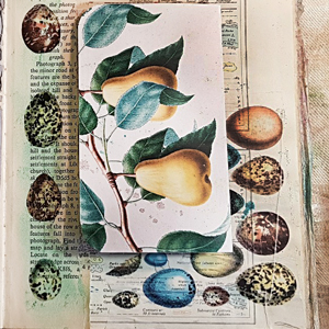 Altered Book Junk Journal feature