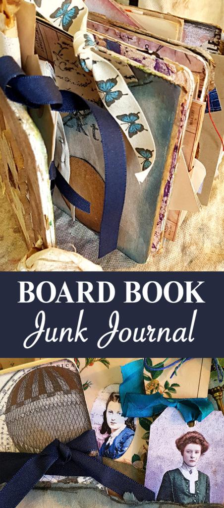 Board Book pin