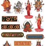 Indian Goddess Image Bundle