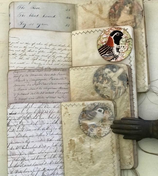 Journal Keeper Inside Cover
