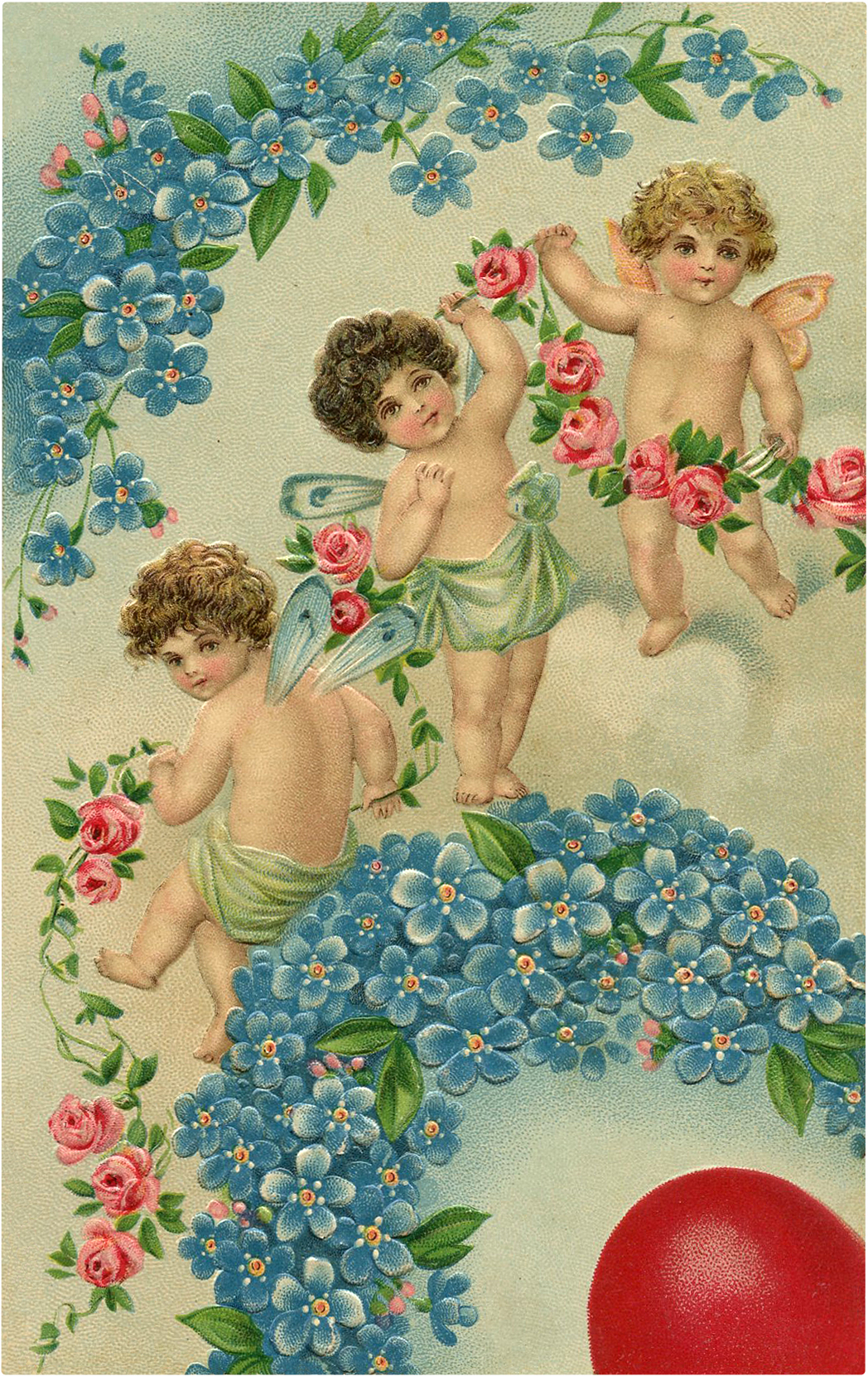 Valentine Fairy Images Puzzle 1