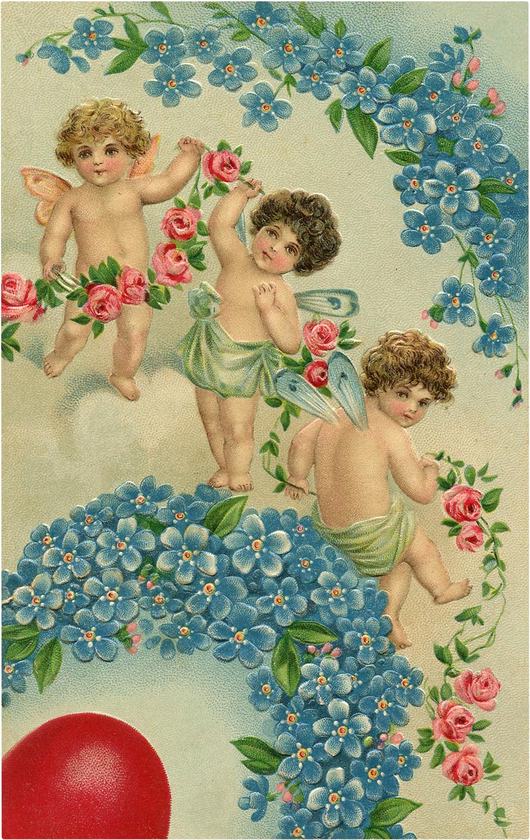 Valentine's Day Fairy Picture