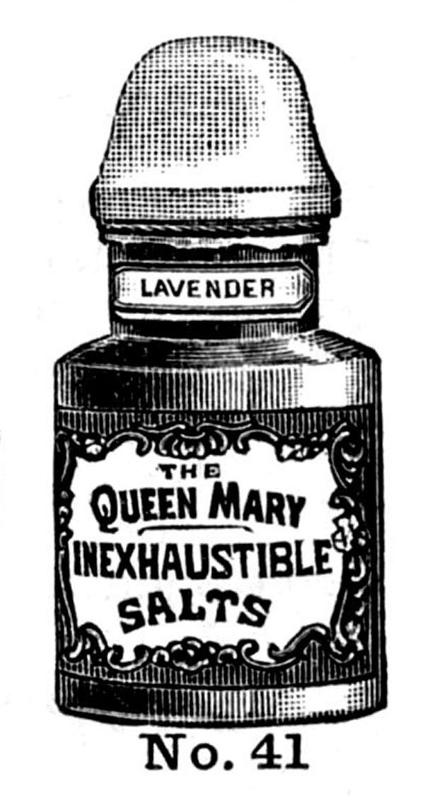 Bottle Queen Mary Salts Image