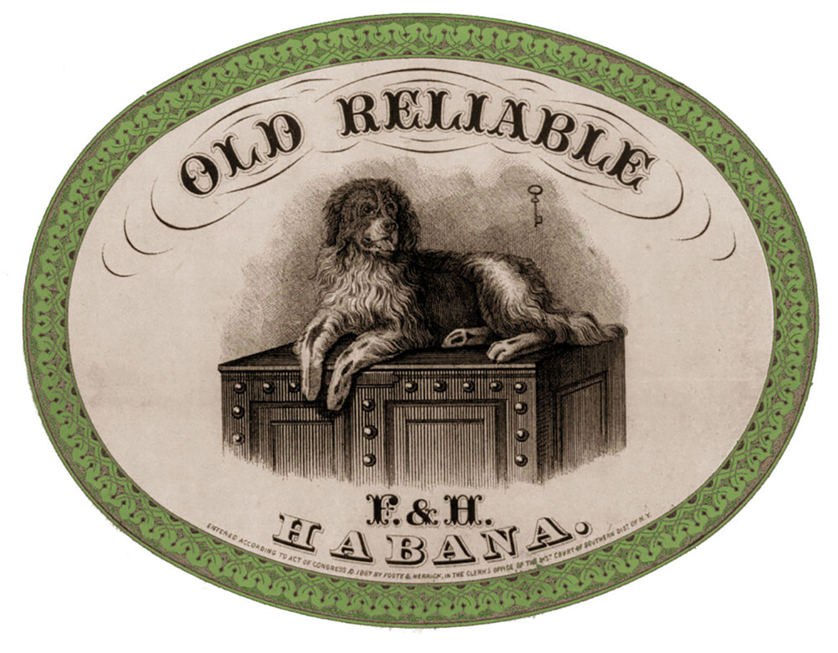 Dog-Cigar-Label-GraphicsFairy