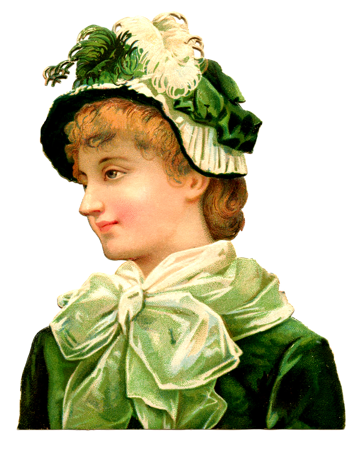Irish Lass Vintage St. Patrick's Ladies