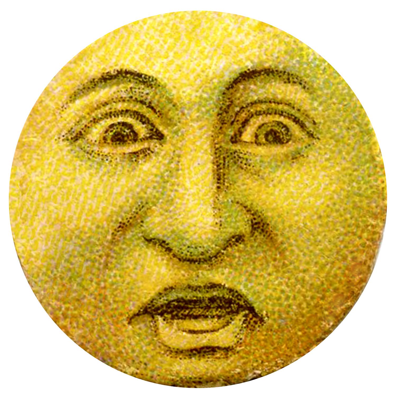 Moon Face Cranky
