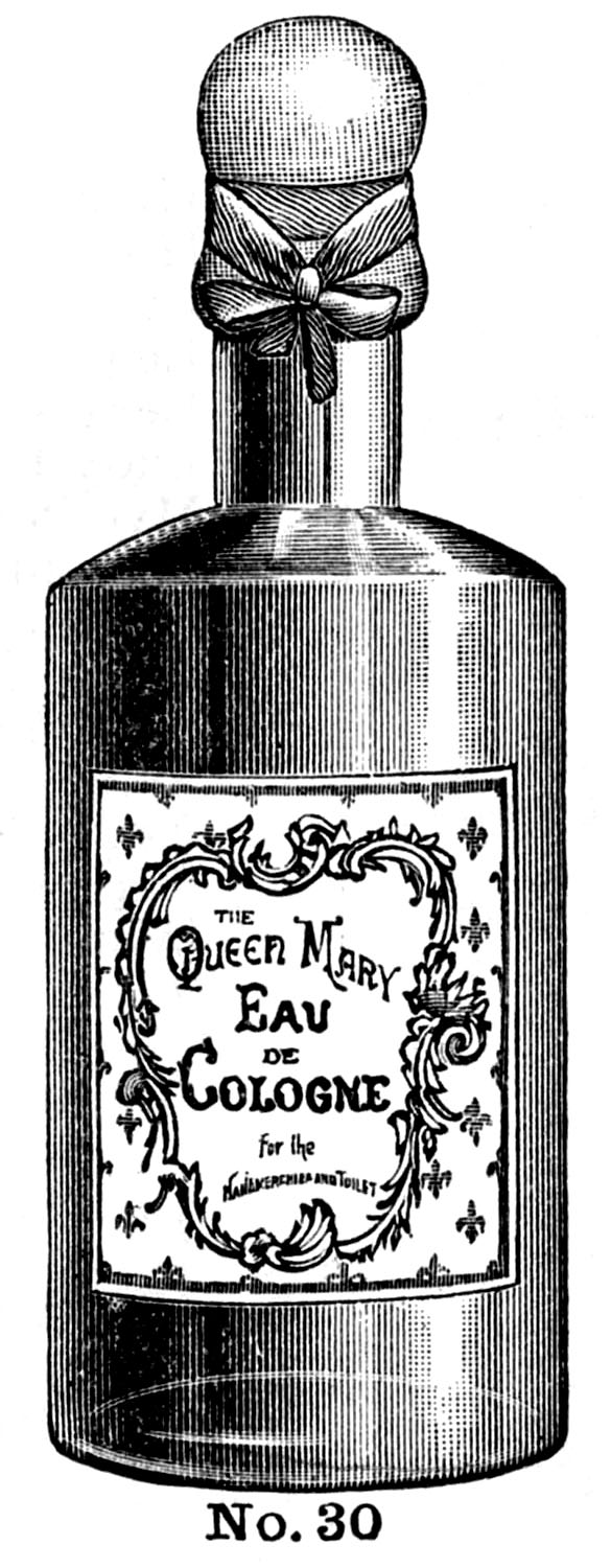 Bottle Queen Mary Cologne Image
