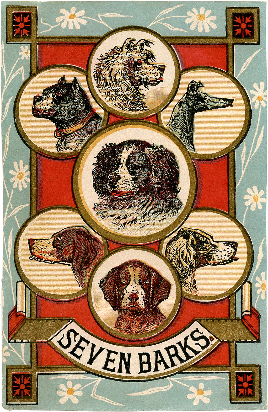 Vintage-Dogs-Trade-Card-GraphicsFairy