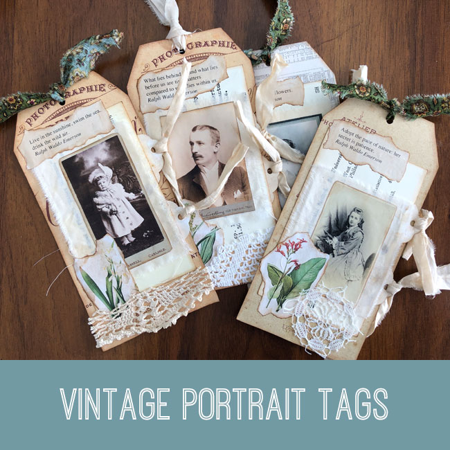 Craft Video Portrait Tags