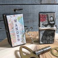 Domino Mini Journal Feature