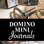 Domino Mini Journal Pin