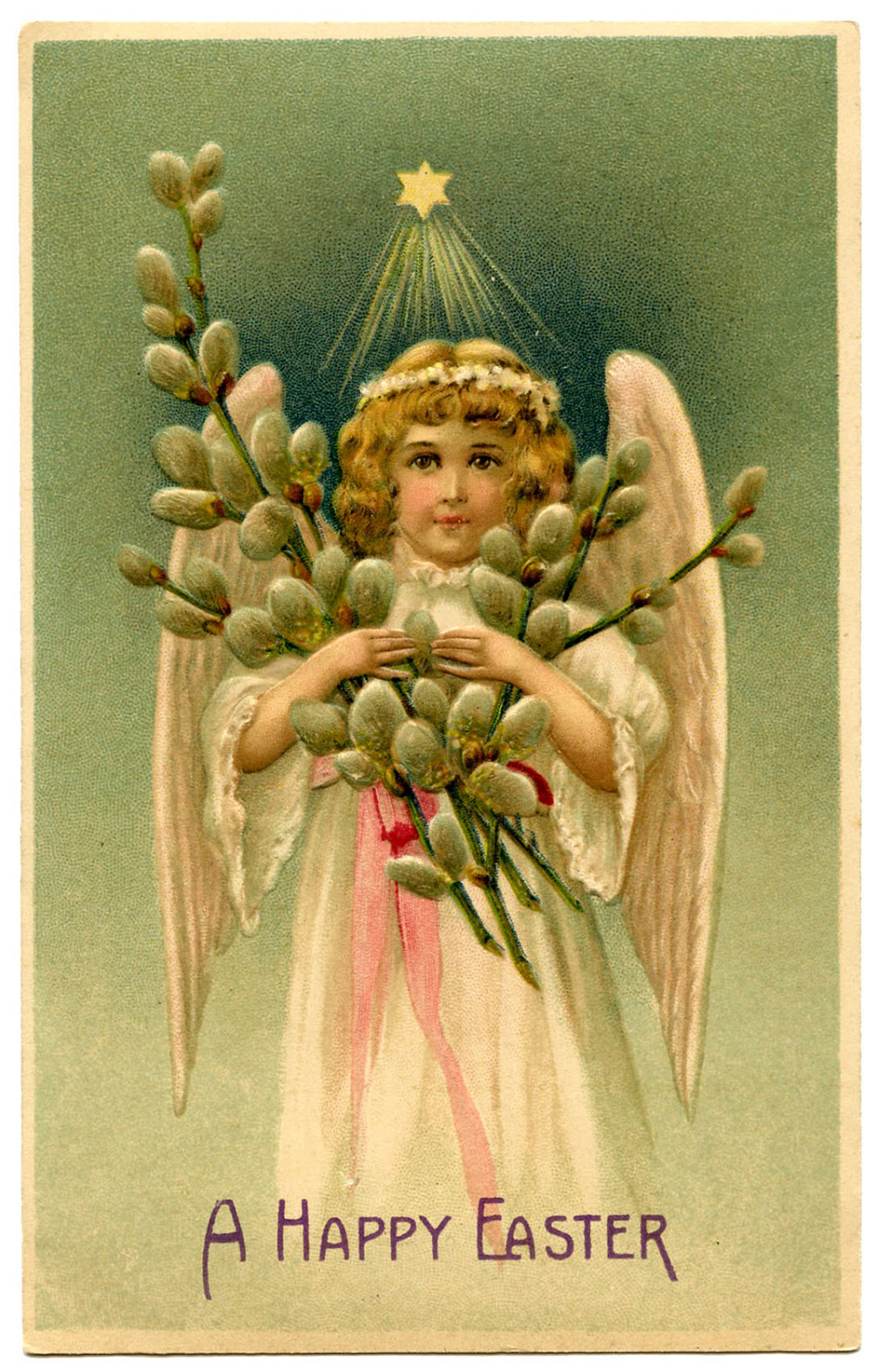 Easter-Angel-Vintage-PussyWillows-Green-GraphicsFairy