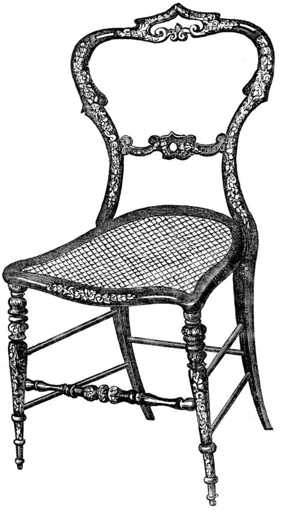 Frenchy Chair