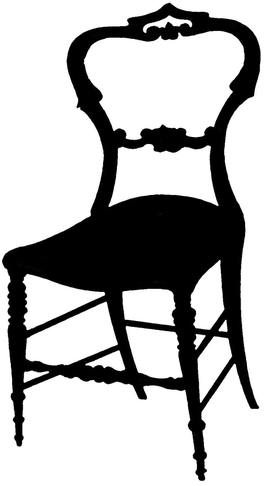 frenchychairSilhouette-graphicsfairy1