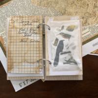 Collage Ephemera Book Feature