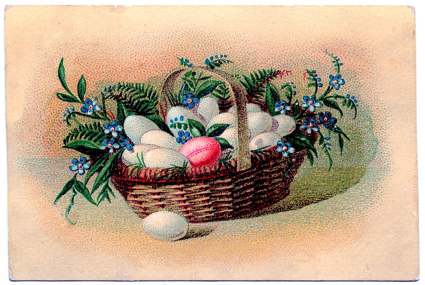 Basket-Eggs-Flowers-Graphics-Fairy