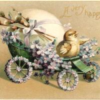 Easter Egg Car Image