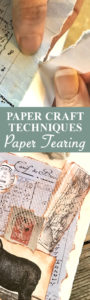 Paper Craft Techniques - Paper Tearing