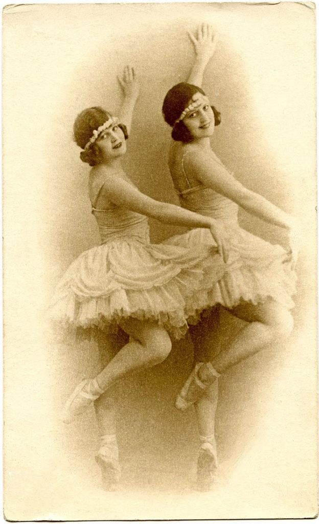 Ballerina Sisters Photo