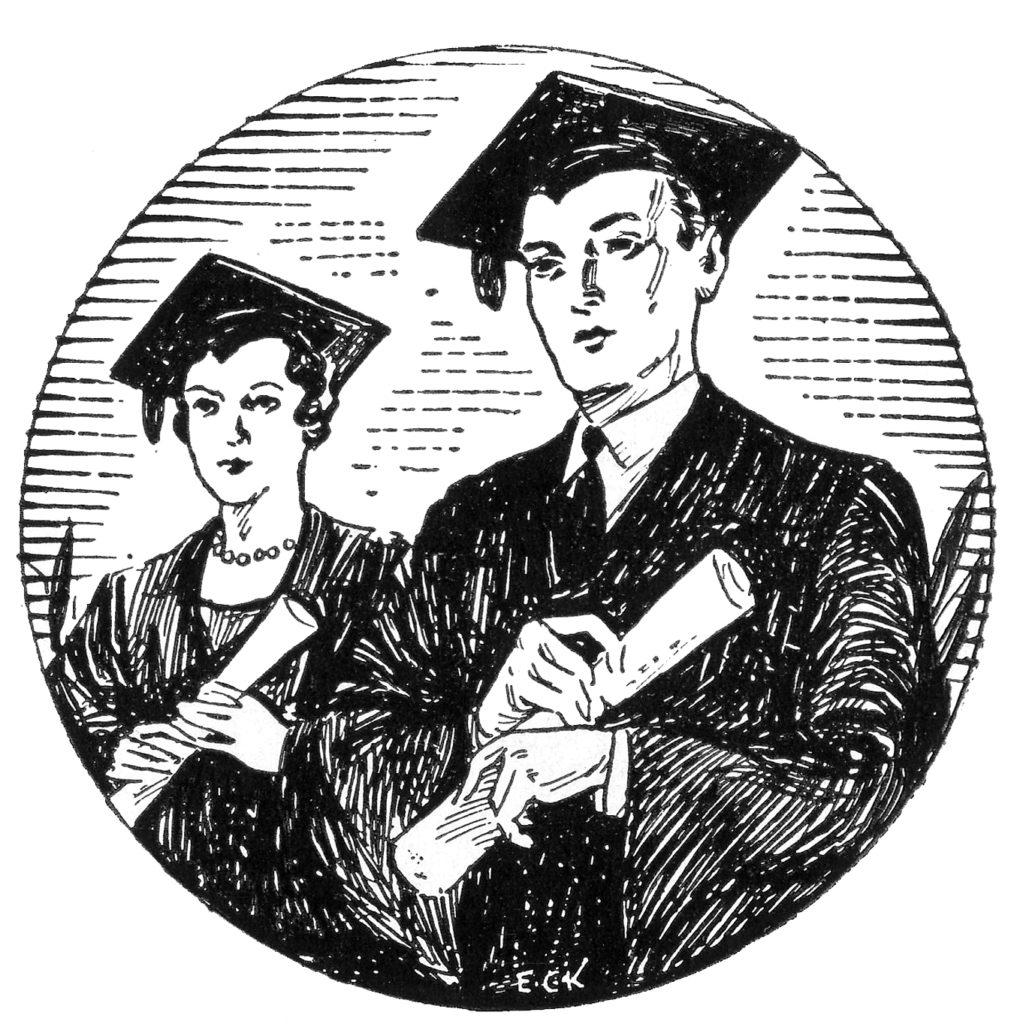 Graduation Day Clip Art