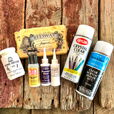 top Coats and Sealers for Crafts Feature