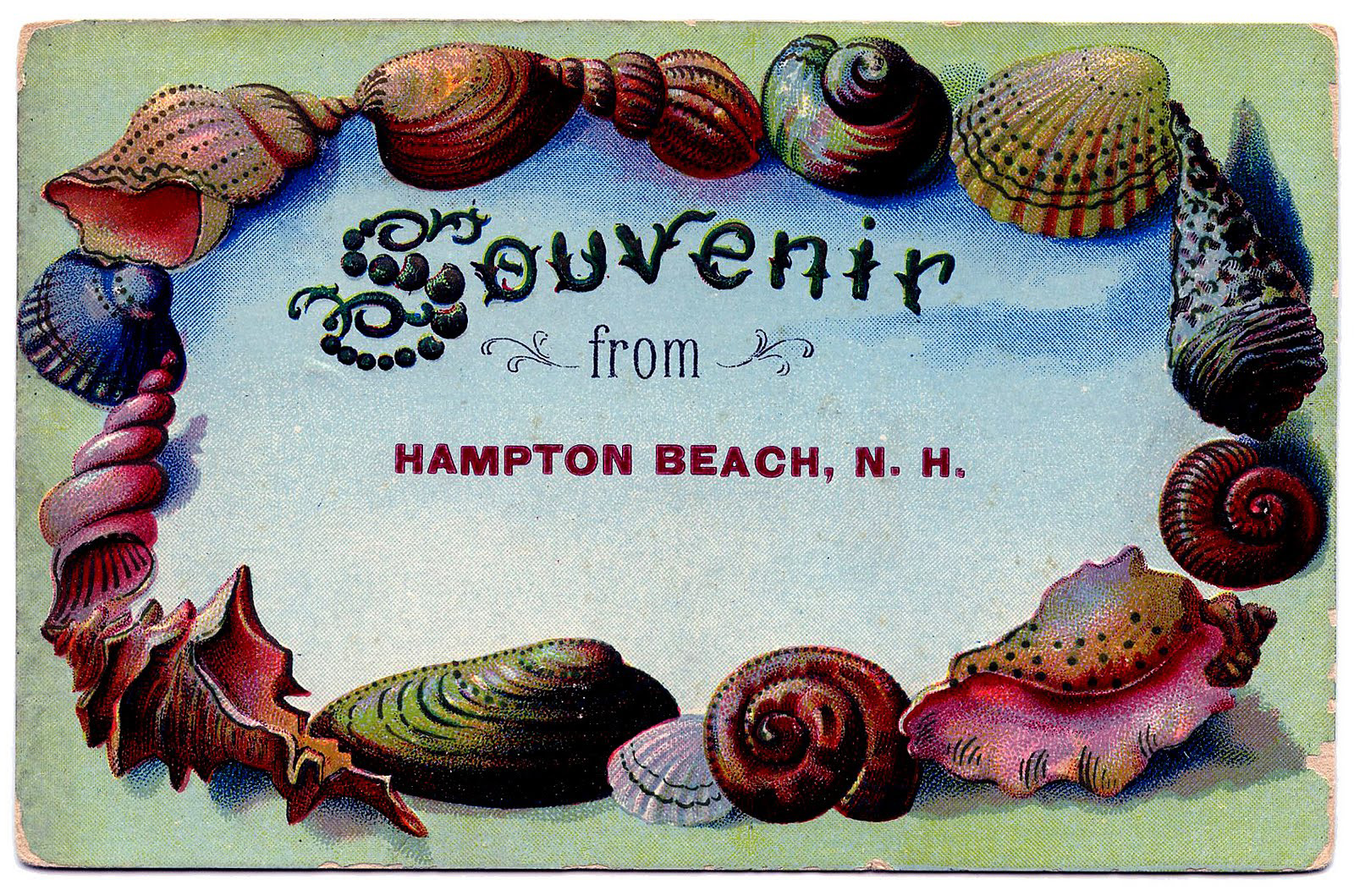 Souvenir-Hampton-Beach-Vintage-Images-GraphicsFairy