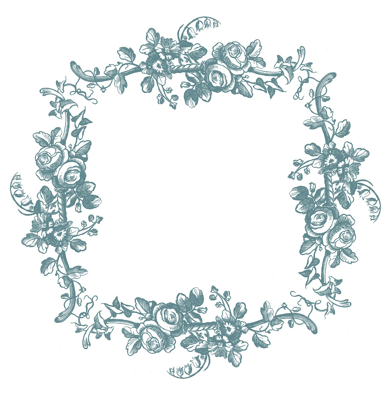 French-Roses-Frame-GraphicsFairy