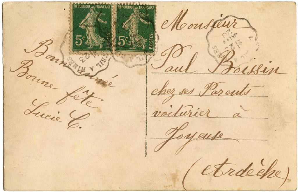 Carte Postale Digi