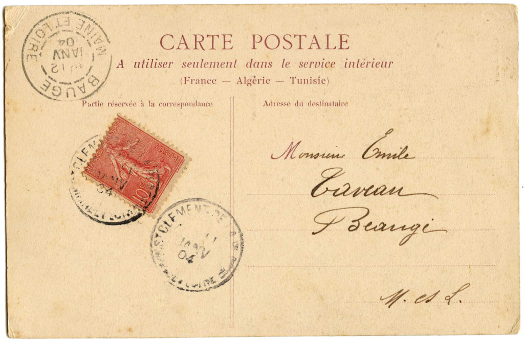 Carte Postale Ephemera Download