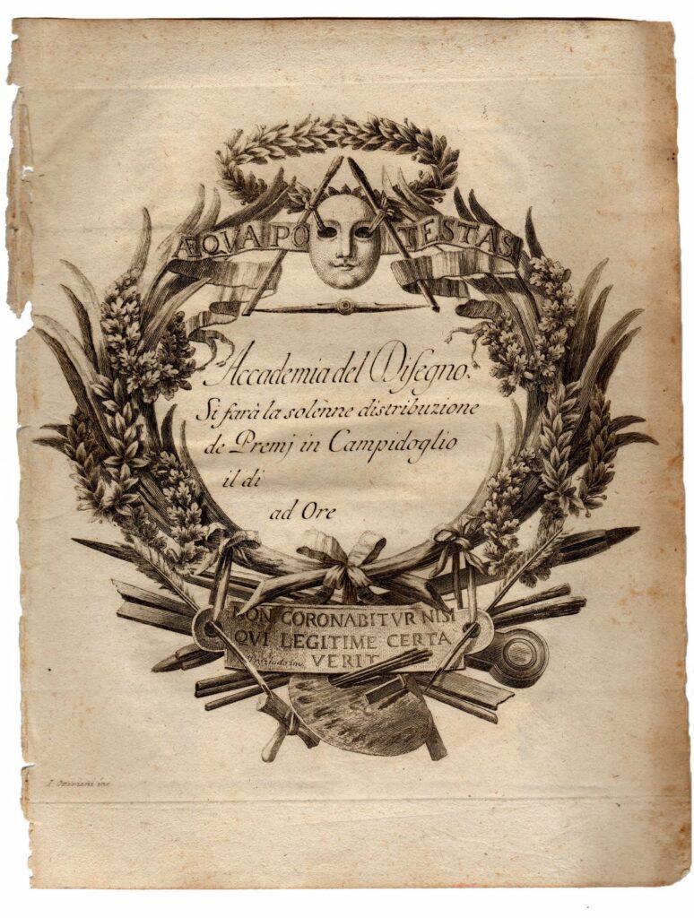 Early Italian Ephemera