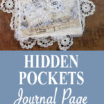 Hidden Pockets Journal Page pin