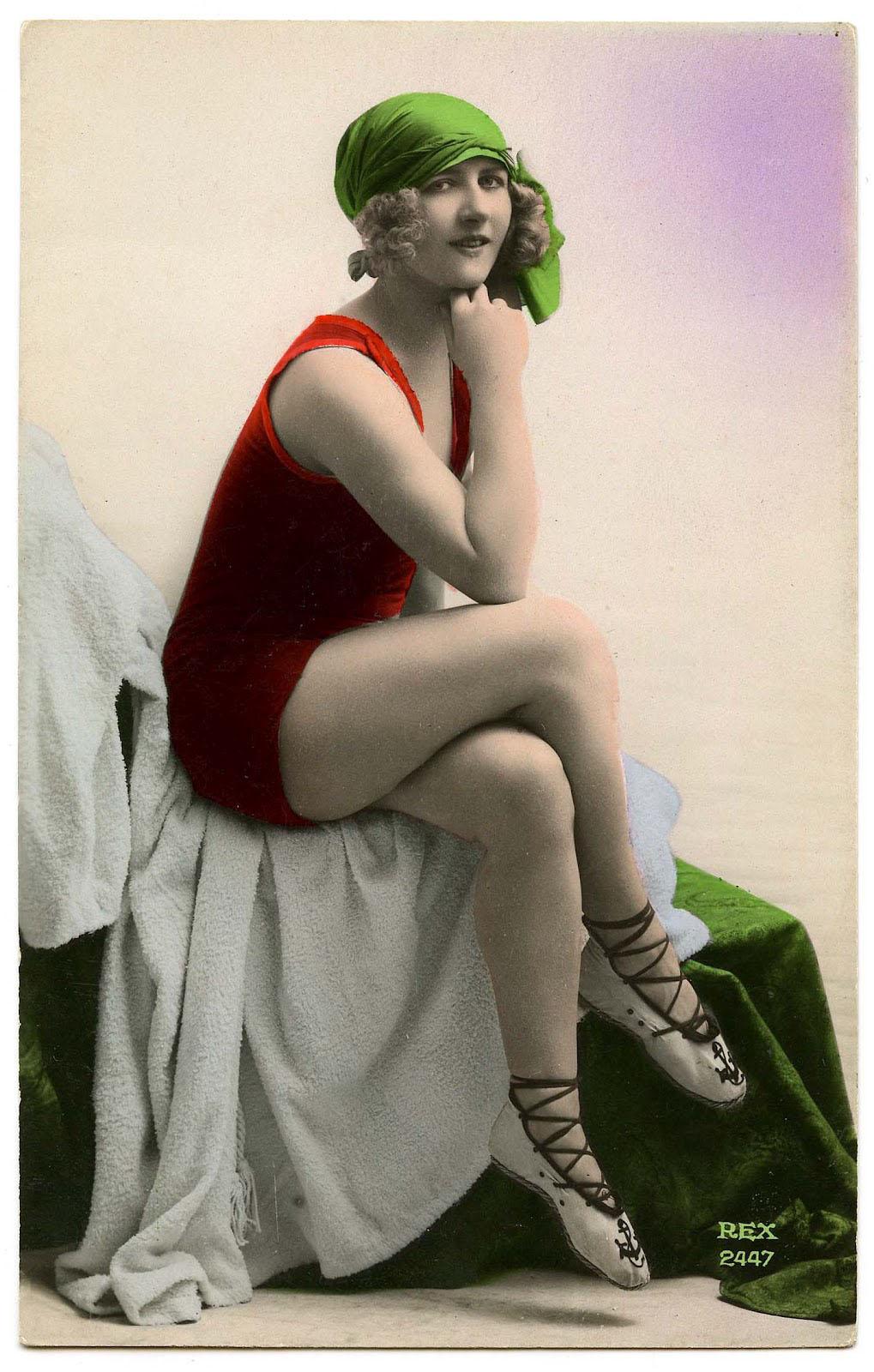 bathing-beauty-vintage-Graphics-Fairy