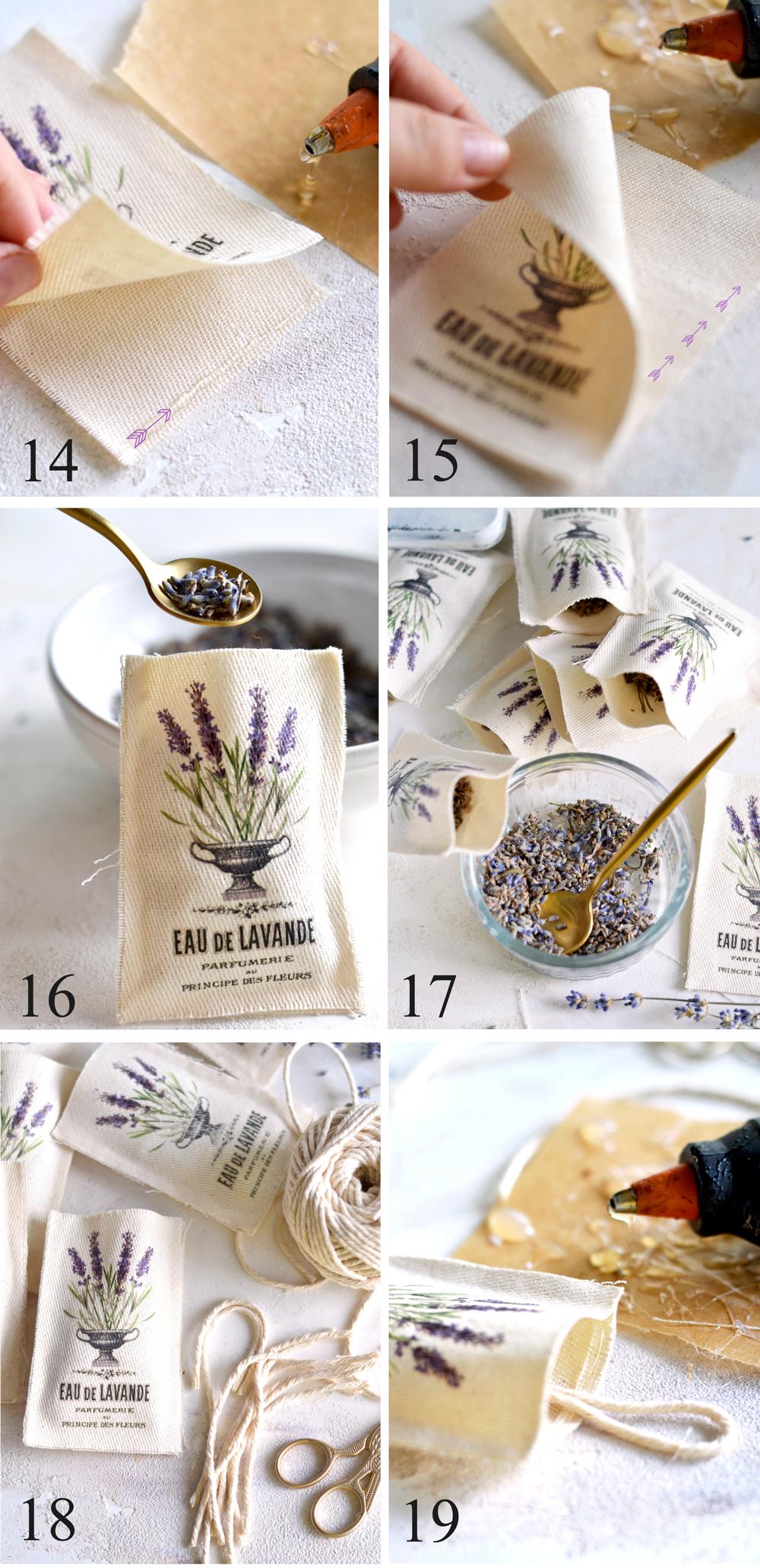 Handmade Lavender Gift Idea