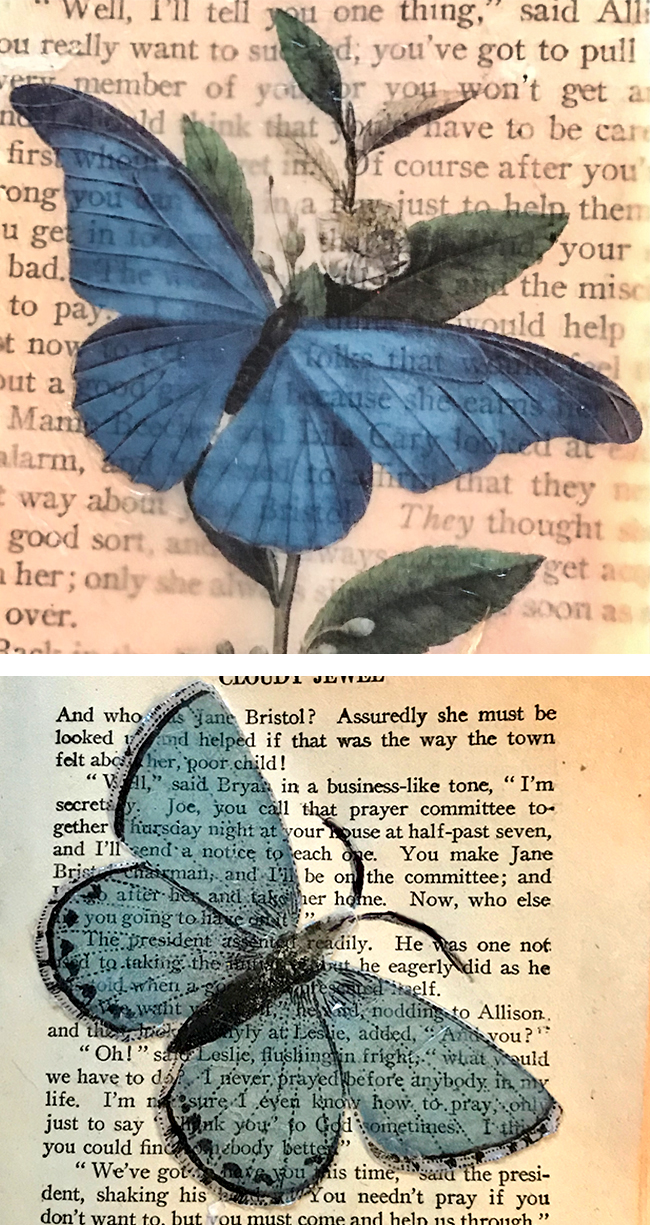 Book Pages Transfers