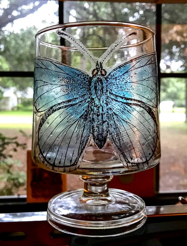 Gel Skin Glass