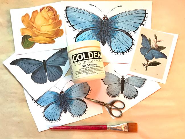 Gel Skins Materials