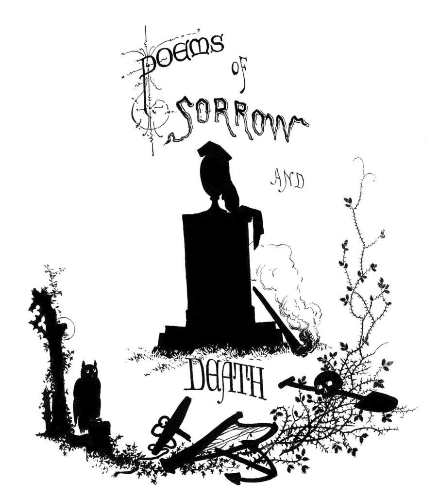 halloween tombstone urn clipart