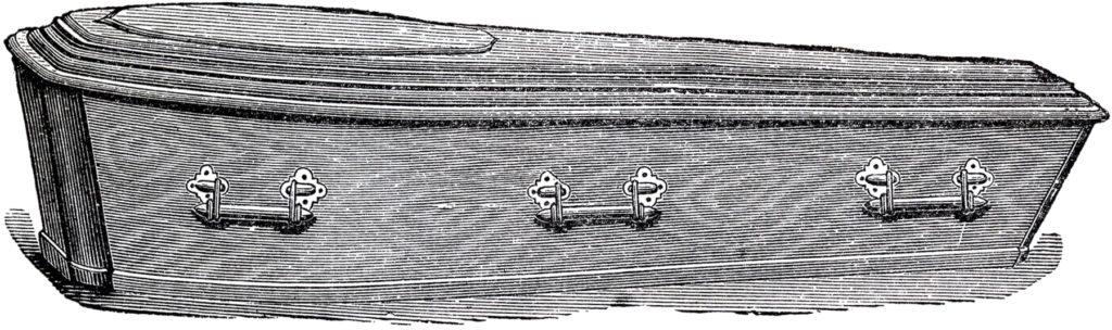 casket coffin halloween image
