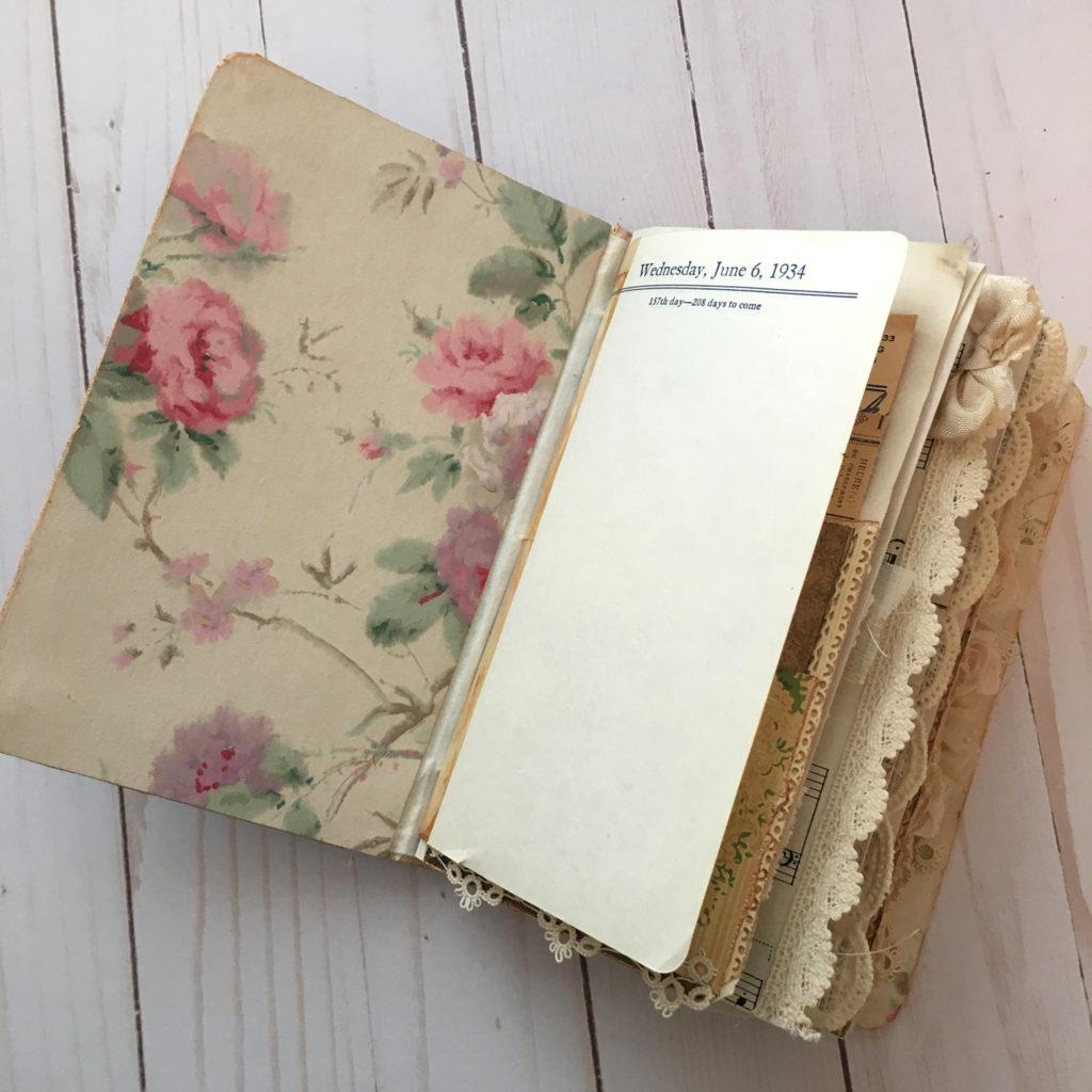 Floral Art Journal