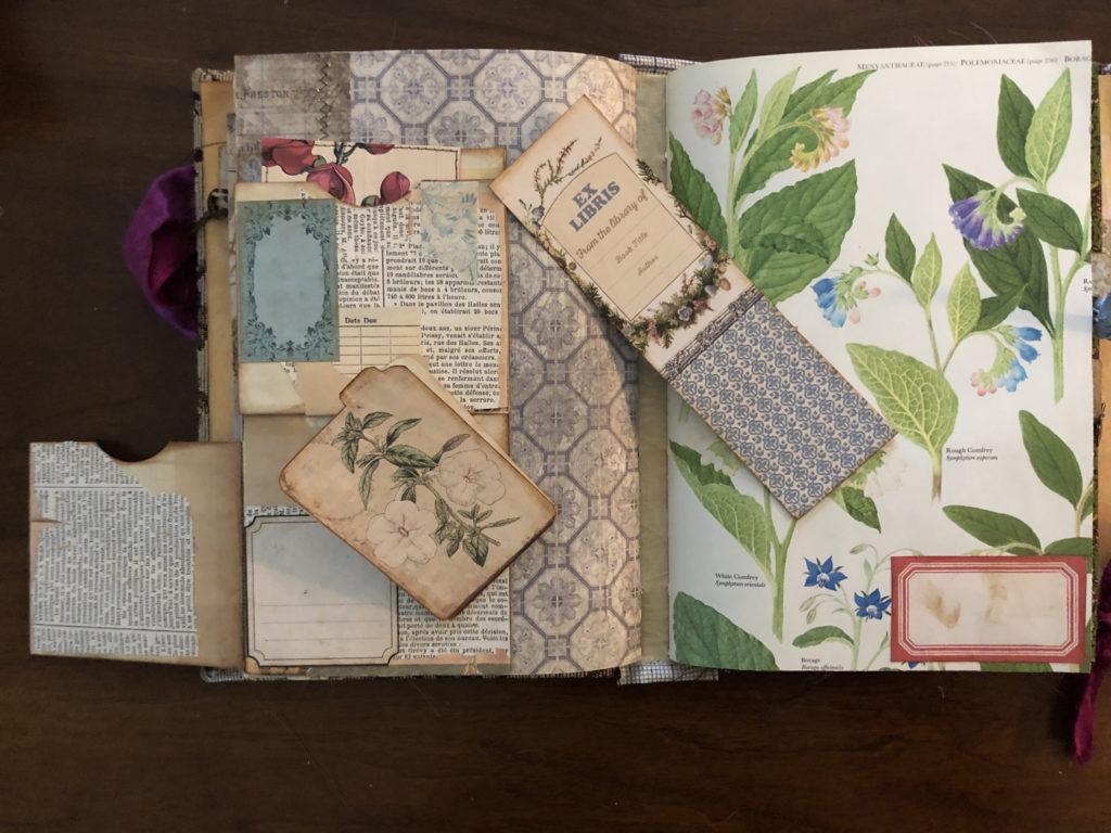 Vintage Garden Junk Journal