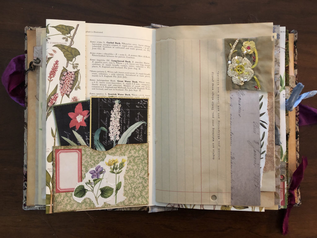 Vintage Junk Journal by Wendy's Journal Adventures