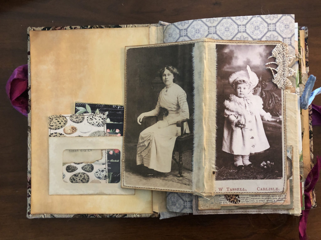 Nana's Vintage Journal