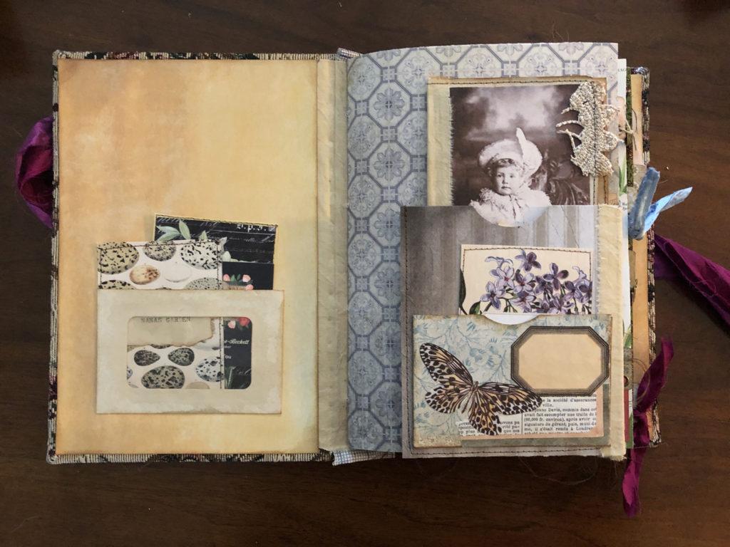 Junk Journal by Wendy's Journal Adventures